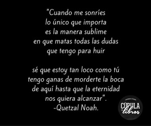 amor, frases, and quetzal noah image