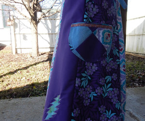 hippie, patchwork skirt, and spinner skirt image