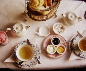 tea, food, and breakfast image