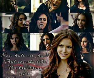 edit, tvd, and the vampire diaries image