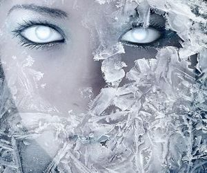 girl, fantasy, and cold image