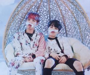 bts, jhope, and yoongi image