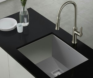 black, sink, and house image