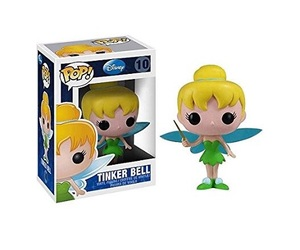 disney, peter pan, and tinker bell image