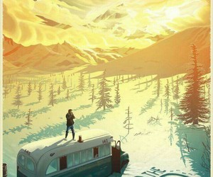 into the wild, movie, and movies image