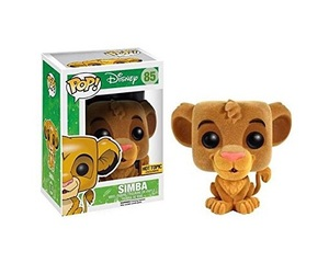 simba, the lion king, and funko image
