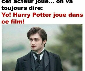 Daniel Radcliff, drole, and funny image