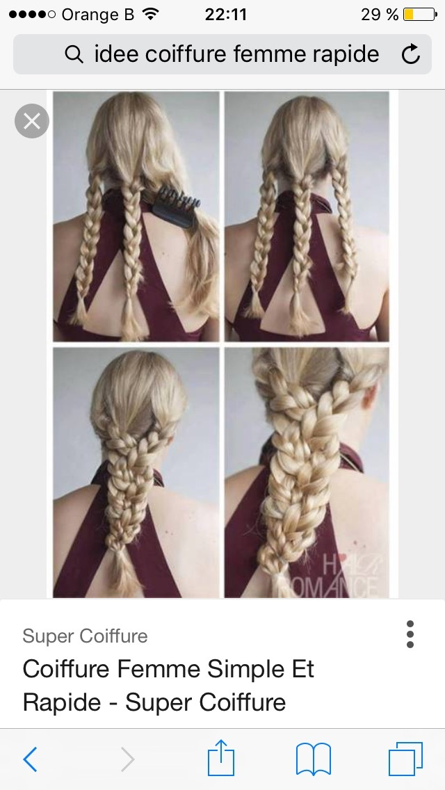 Image About Simple In Creative Hair By Cjb 05