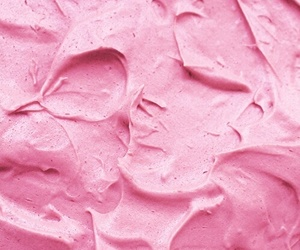 pink, cream, and background image