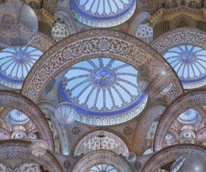 istanbul, sultanahmet cami, and blue cami image
