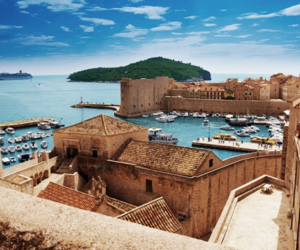 dubrovnik, Croatia, and architecture image