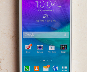 galaxy note 4 white image