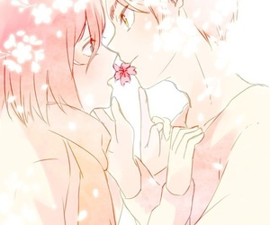 anime, couples, and snk image
