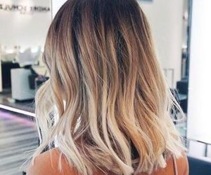 волосы, волны, and стрижка image