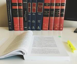 books, studying, and study motivation image
