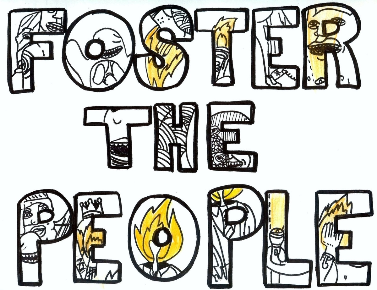 114 Images About Foster The People On We Heart It See More