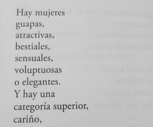 frases, book, and mujeres image
