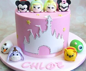 cake, pretty, and disney image