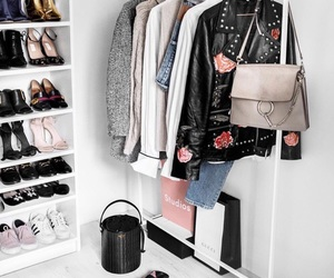 fashion, style, and closet image