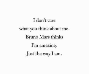 bruno mars, quotes, and amazing image
