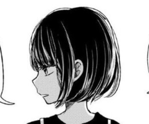 lonely, manga, and mature image