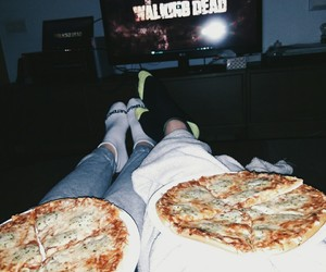 goals, serie, and pizza image