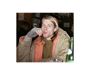 cobain, kurt, and nirvana image