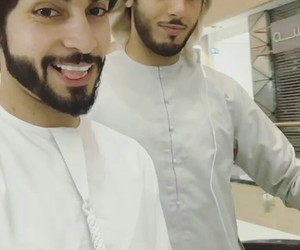 arab, muslim, and emirati image