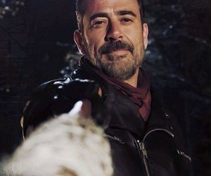 negan and the walking dead image