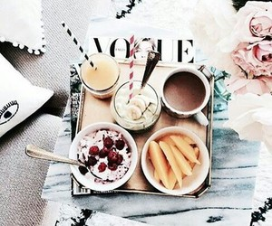 breakfast, coffee, and juices image