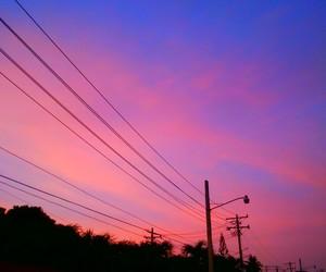 alternative, sky, and art image