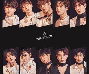 kpop and pentagon image