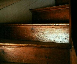 vintage, stairs, and home image