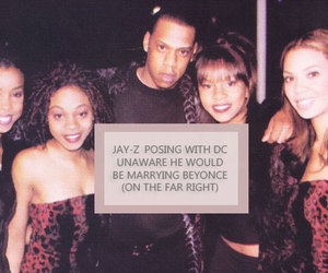 jay z, michelle williams, and destiny's child image