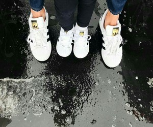 adidas, kids, and sneakers image