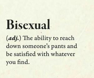 bisexual, fun, and men image