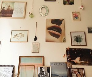 aesthetic, room, and art image
