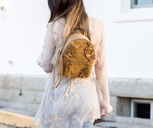 butterflies, fashion, and fashion blogger image