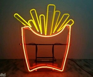 light and neon image