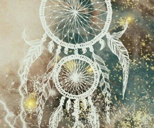 dreamcatcher and galaxy image