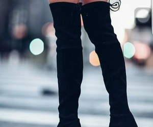 boots, fashion, and large image