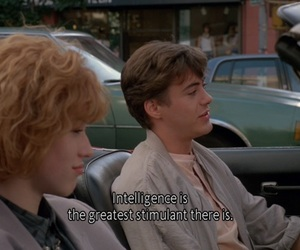 Molly Ringwald, quotes, and the pick-up artist image
