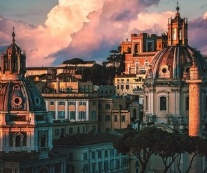 italy, rome, and building image