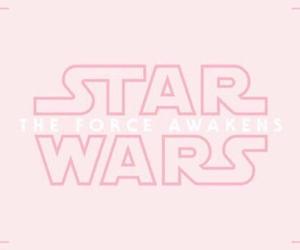 pink, star wars, and starwars image