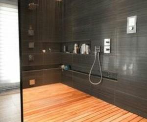 shower, bathroom, and luxury image