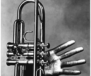 hand, icon, and miles davis image