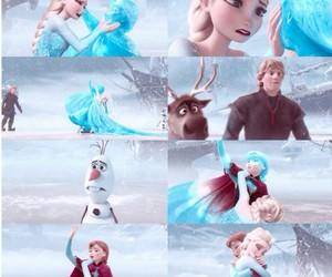 aesthetic, anna, and disney image