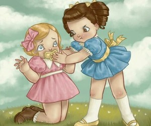 melanie martinez, cry baby, and pacify her image