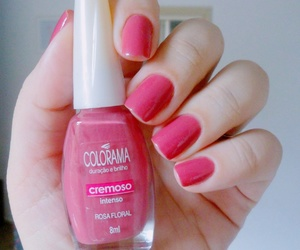 delicate, nails, and polish image