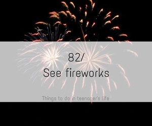 fireworks, life, and summer image